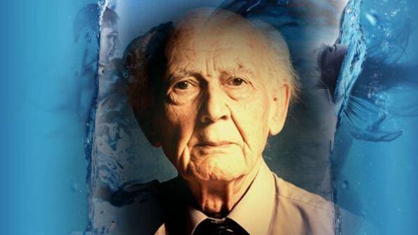 foto de Zygmunt Bauman ilustrando frases de Zygmunt Bauman