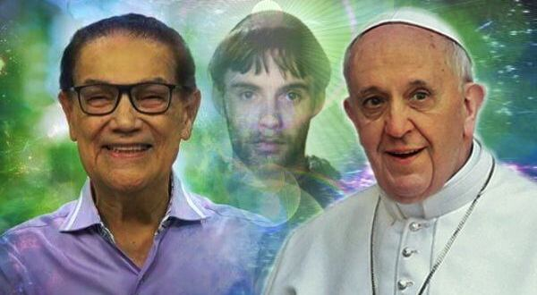 Divaldo Franco: o médium, o Papa e o Santo