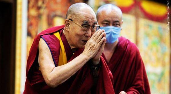 A resposta de Dalai Lama para o mundo conturbado de hoje