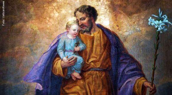 Para o Dia dos Pais, uma antiga oração a São José