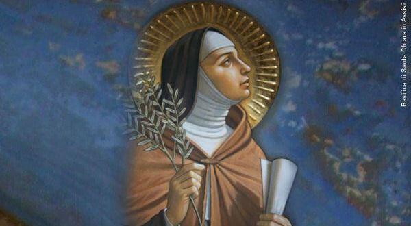 Santa Clara: a pequena Chiara de São Francisco