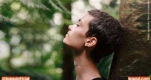 A respiração profunda ajuda a lidar com as surpresas da vida