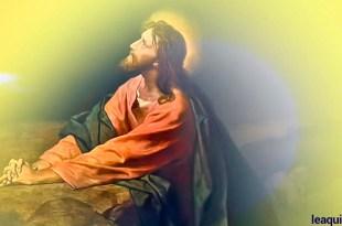 sonho de Jesus para a humanidade