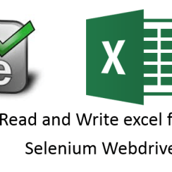 Excel-Reading in Selenium