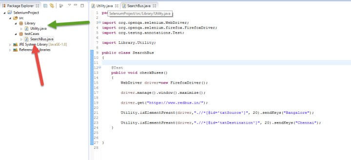 Synchronization in Selenium Webdriver