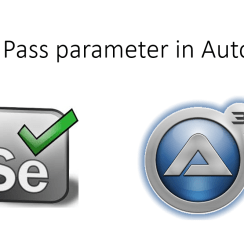 pass parameters to AutoIT script