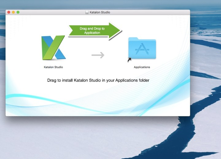 Install Katalon on MAC