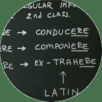 Italian Irregular Infinitives