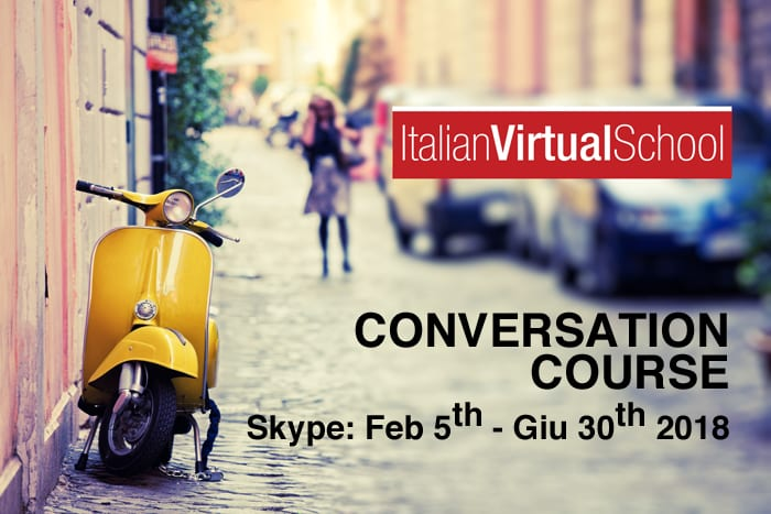 Italian Conversation Course on Skype