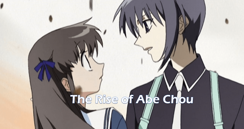 Image of The Rise of Abe Chou Novel Complete Links