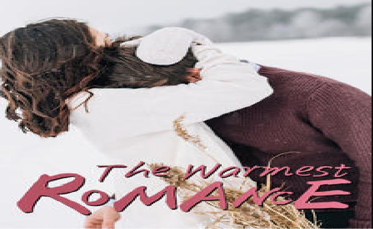 the warmest romance novel