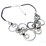 bubbles-necklace-mixed-silver-charoal-midnight-left