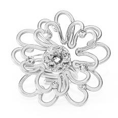 Poppy 3D Adjustable Ring