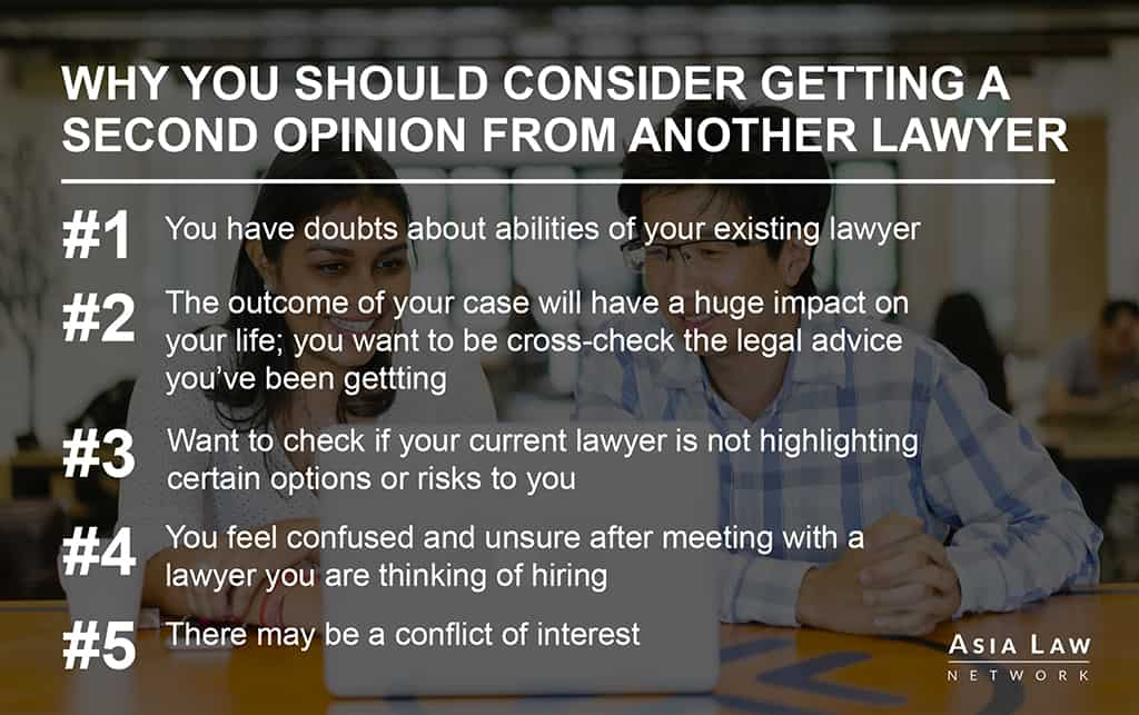 Second Opinion For Legal Advice Should You Get One