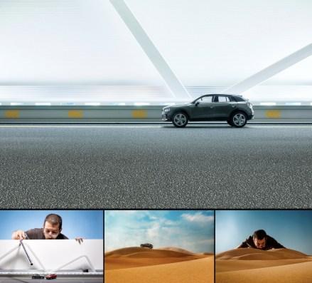 Audi Middle East - © Felix Hernandez
