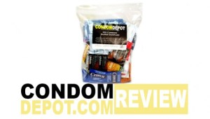Condom Review: Condom Depot 100 Condom Super Sampler