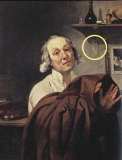 Johann-Zoffany-Self-Portrait