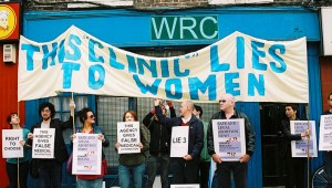 The Dangers of Crisis Pregnancy Centers