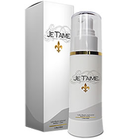 Je T'aime All Natural Lubricant