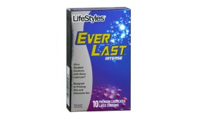 Condom Review: LifeStyles Everlast Intense