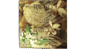 Condom Review: Trustex Flavored Non-Lubricated