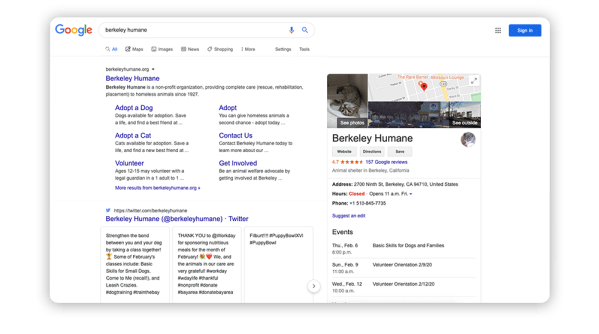 site SEO for your nonprofit