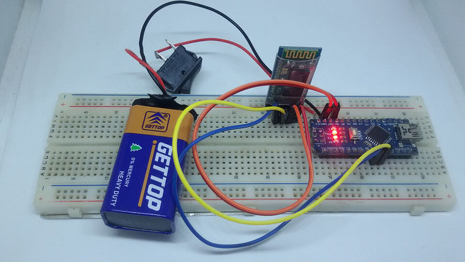 Using HC-05 bluetooth module to control dc motors - Invent Electronics