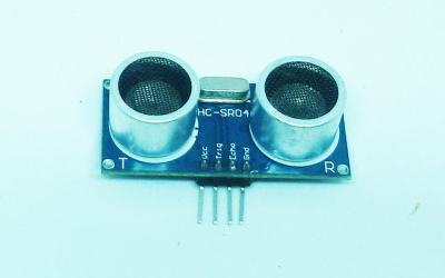 How to Use an HC-SR04 Ultrasonic sensor with Arduino