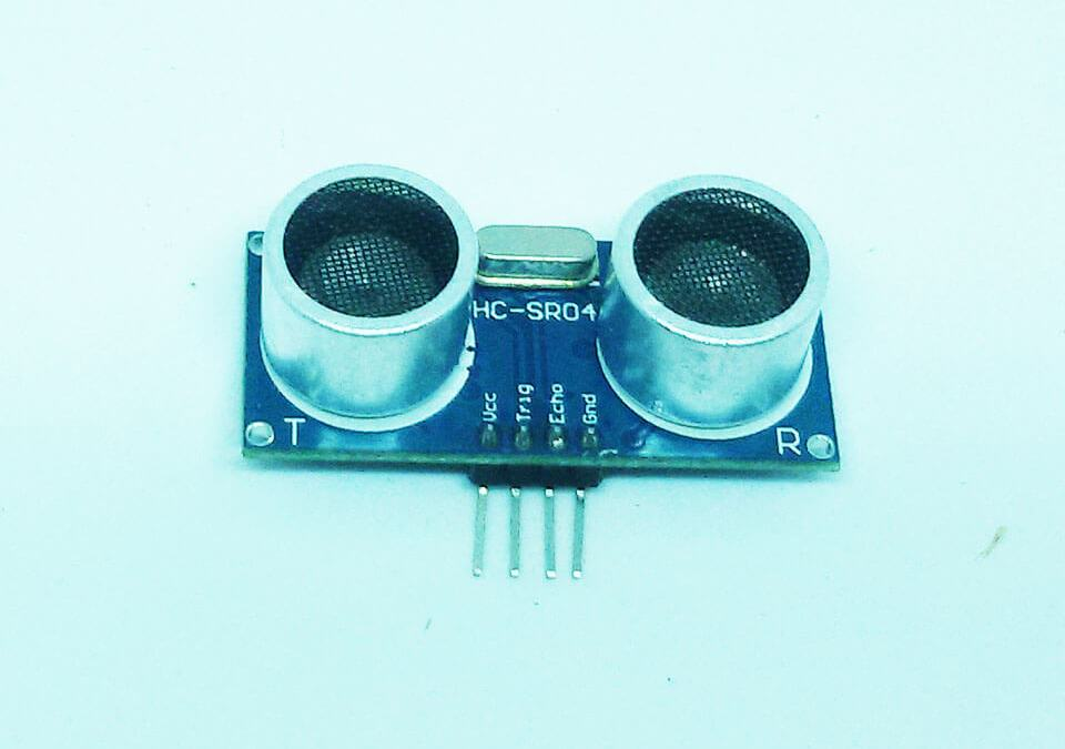 How to Use an HC-SR04 Ultrasonic sensor with Arduino