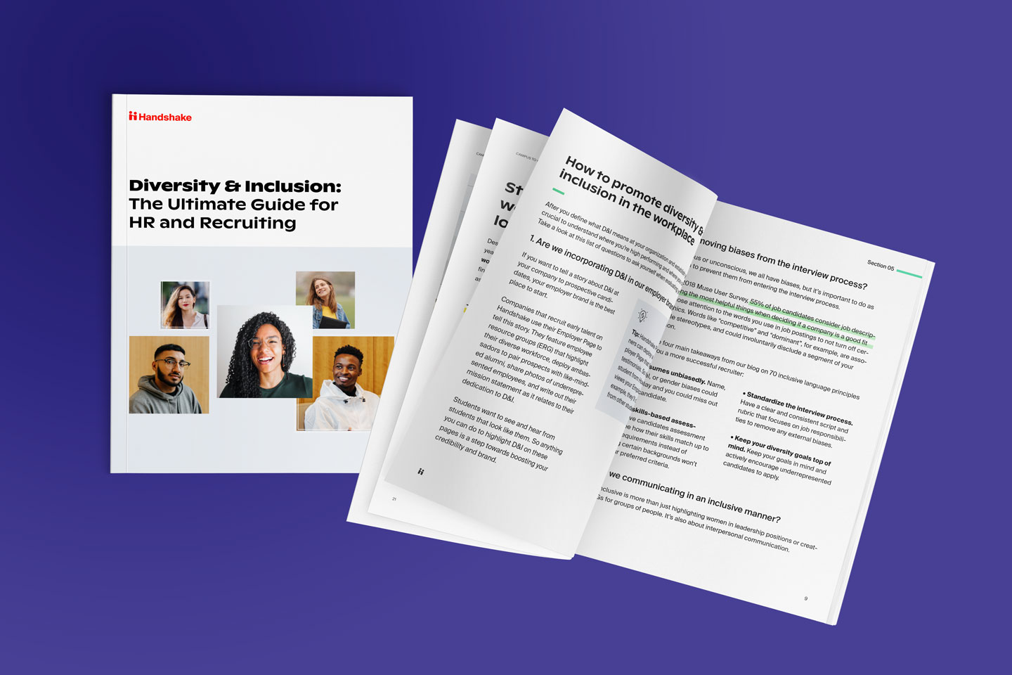 Diversity & Inclusion: The Ultimate Guide for HR & Recruiting
