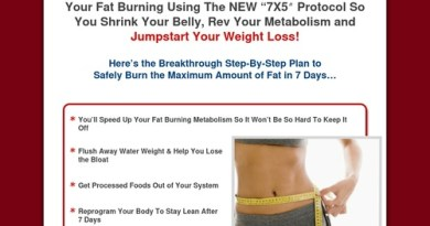 7 Day Super Slim