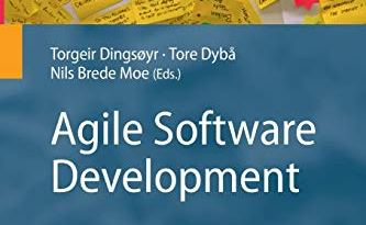 Agile Software Development: Current Research and Future Directions