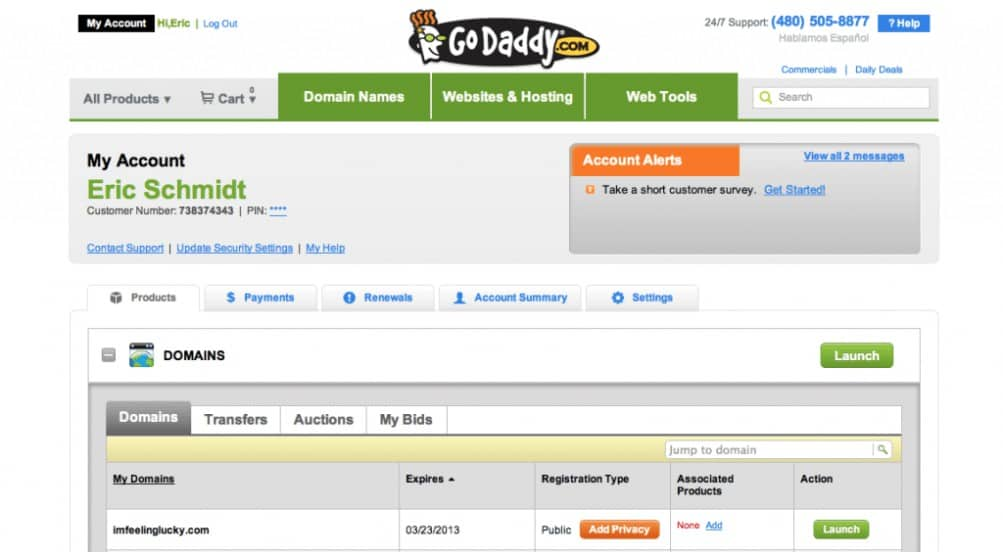 How to Connect Your GoDaddy Domain to Your Website