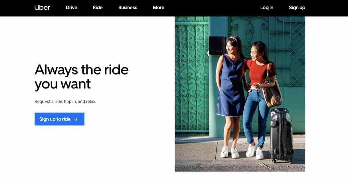 Uber est construite à l'aide de Python