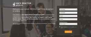 Hack Reactor Coding School