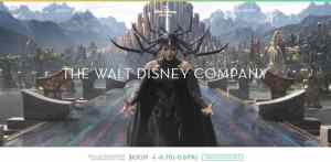 Walt Disney Company uses WordPress