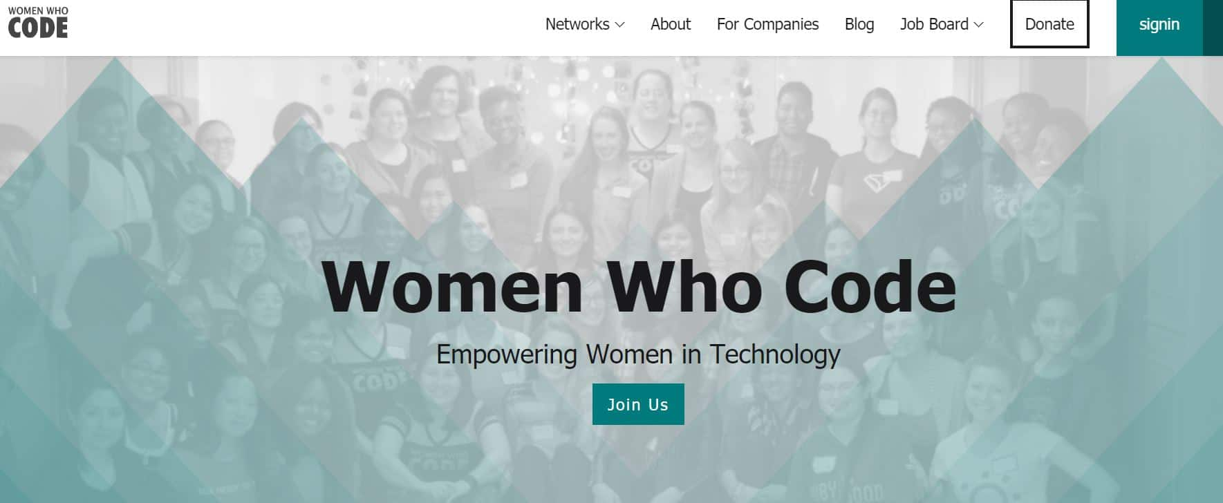 Women Who Code coding school review in DC