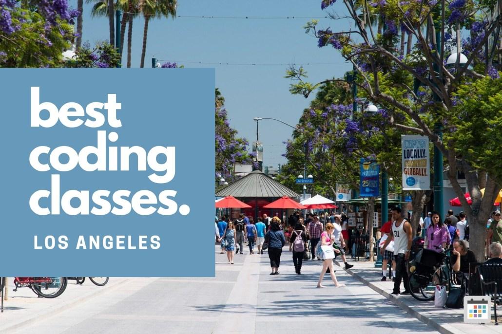 2019年洛杉矶最佳编码课程前7名