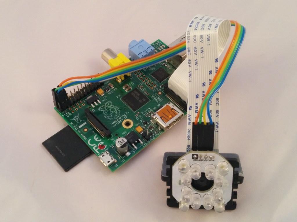 Bright Pi with Raspberry Pi