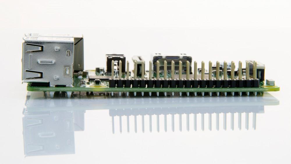 GPIO on the Raspberry Pi 3 Model B