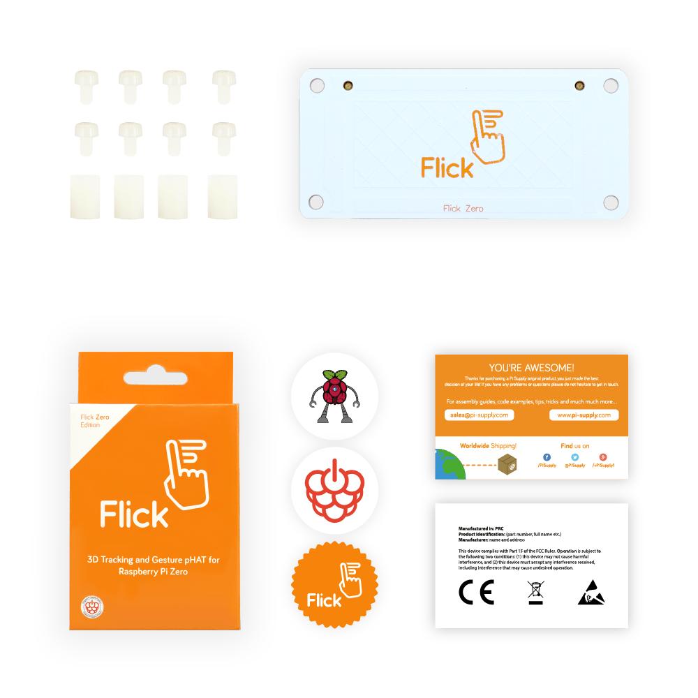 Flick Zero Kit