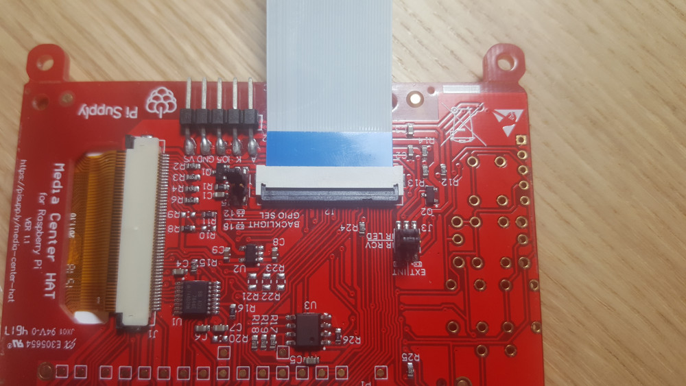 Getting Started with the GPIO to FPC Breakout pHAT for