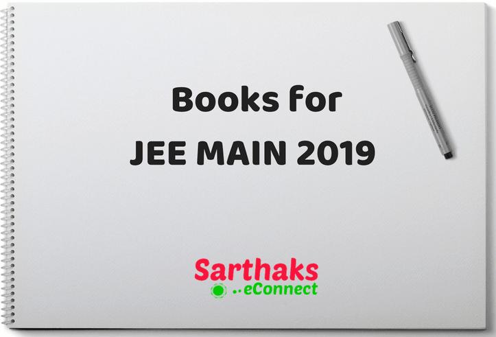JEE Main 2019 Books