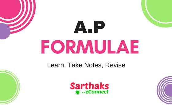 A.p formula