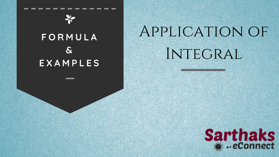 Application of integral formula