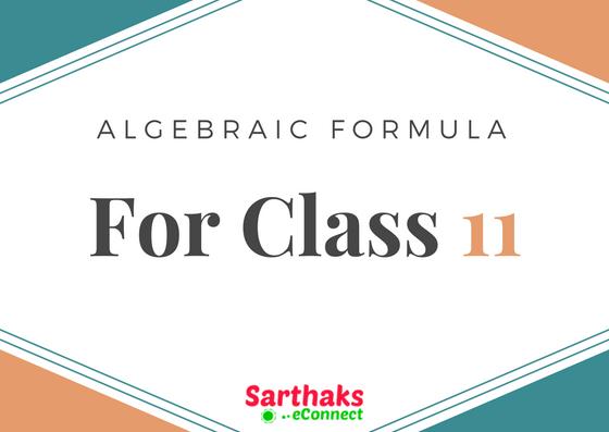 algebra class 11