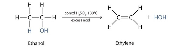 ethanol reaction