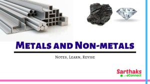 metals and non-metals