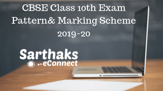 CBSE Class 10th Exam Pattern & Marking Scheme 2019-20