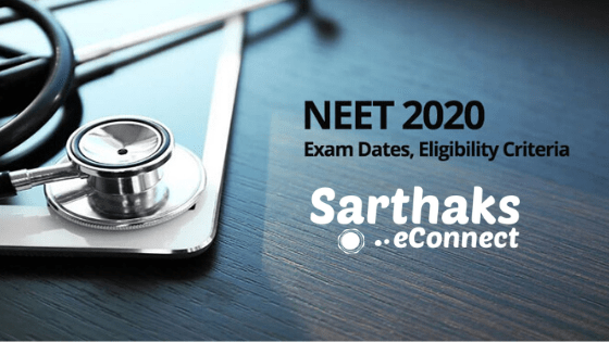 NEET 2020 important dates